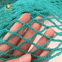 100% virgin Warp Knitting Nylon Knotless net for Fishing