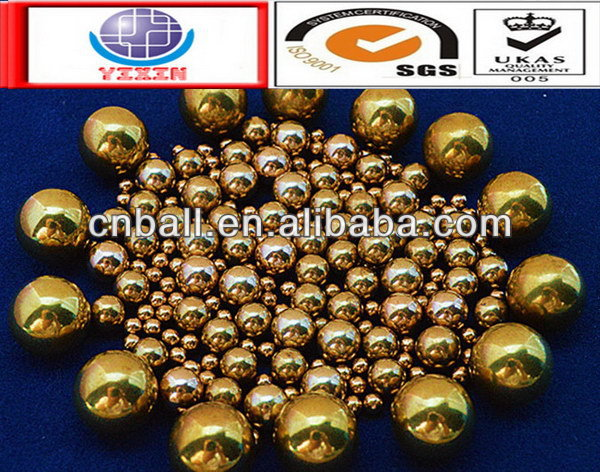 New hotsell 3mm 4.5mm 5.0mm solid <strong>copper</strong> ball H62