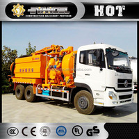 Widely used vacuum sewage truck 6x4 Sinotruk sewage suction tanker truck with best price