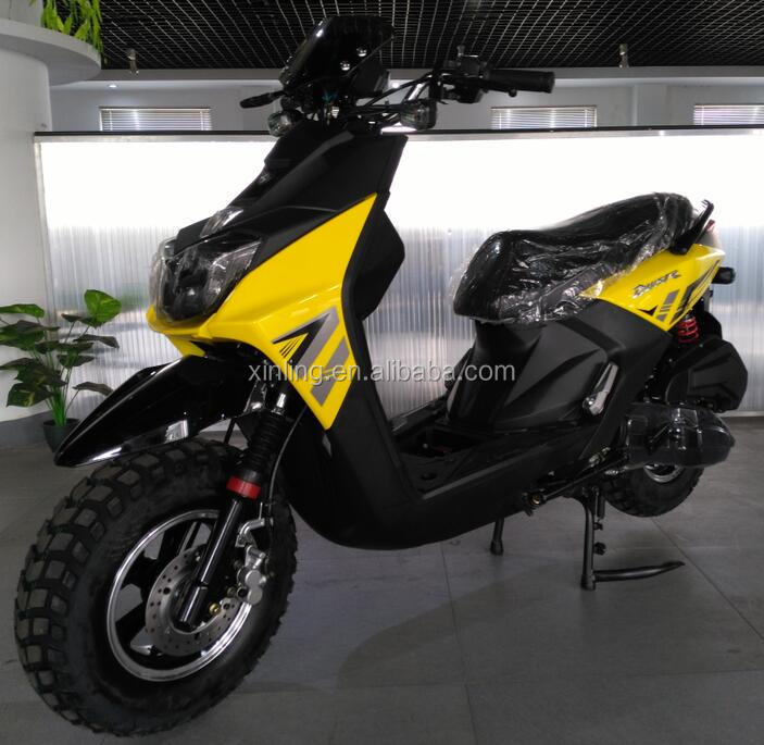 2017 XINLING new model 125cc and 150cc powerful gas scooter