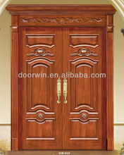 Luxury solid teak wood door price