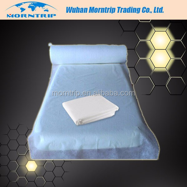 Nonwoven Bed Linen, Disposable Linen For Hotel And Medical Application