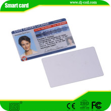 Indigo printing student id card smart card for campus