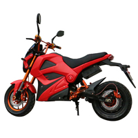 Manufacturer Rechargeable Automatic Electric Motorcycle