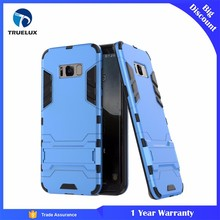 Wholesale Factory Shockproof Hard Slim Back Cover for Samsung Galaxy S8 Plus TPU PC Armor Case