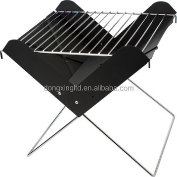 Portable Table Top Camping Outdoor BBQ Barbecue Grill