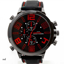 Fashion cool mens watches, trendy high quality sport wrist watch made in china