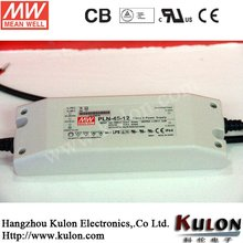 Meanwell PLN-45-15 15V 120ma PFC constant current ul power led driver