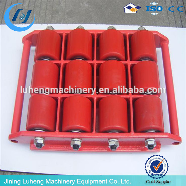 2015 Conveying and rotationg goods cargo trolley,rail trolley for sale