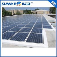 high quality 1kw-50kw off grid solar home appliances
