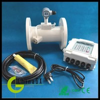 Low cost Intelligent Annubar Flow Meter