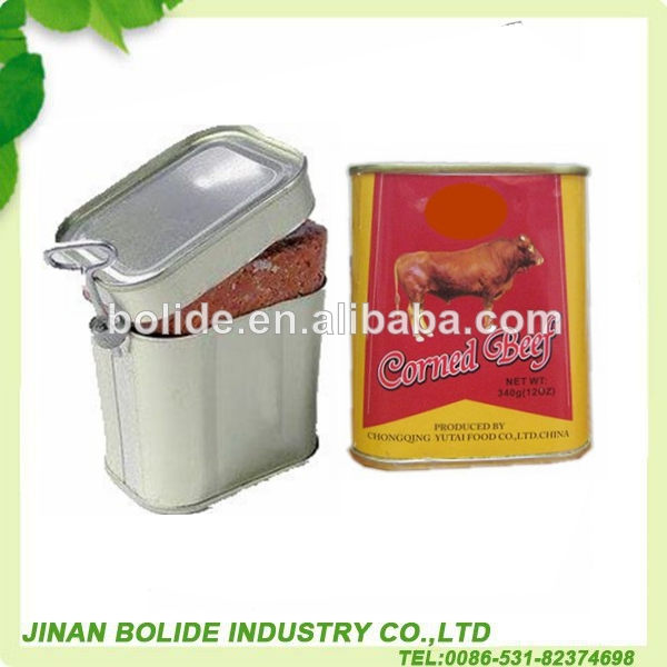 340g canned corned beef meat