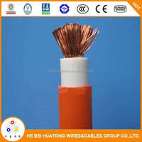35mm2 50mm2 70mm2 95mm2 120mm2 185mm2 copper conductor super flexible copper core electric power welding cable price