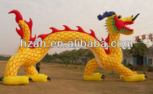 Chinese Inflatable Dragon Model