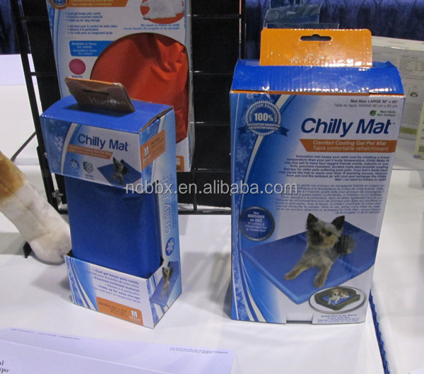 Chilly mat Cool pet gel mat