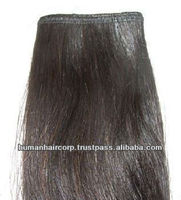India Temple Virgin Straight Double Drawn Indian Ladies Hair Styles