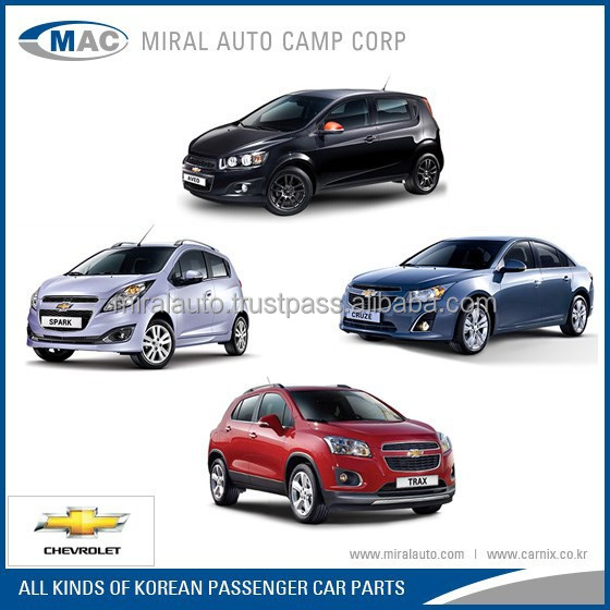 Auto Spare Parts for GM Korea, Chevrolet, Daewoo