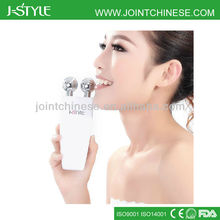 Handheld Anti Aging Ionic Care Galvanic Microcurrent Skin Rejuvenation Microcurrent Face Lift Machine for Home Use