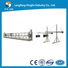 zlp counter weight suspended platform,swing stage,construction cradle ,temporary gondola