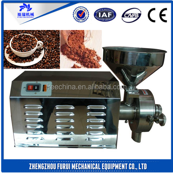 Hot selling small cereal grain mill machine/cereal crushing machine
