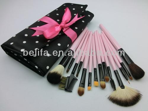 makeup brush set wholesale 14pcs cosmetic brushes sets