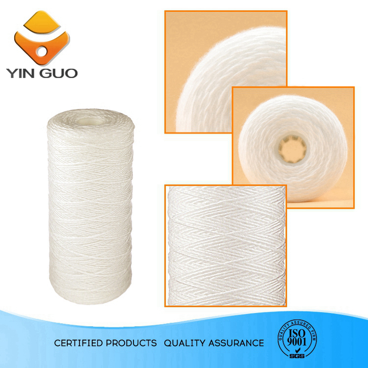 air duct cleaning equipment 40inch pp string wound water filter cartridge fiber tank for sale malaysia