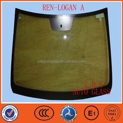 DOT Certification and Windshield Type Auto glass & Windscreen for all position auto glass