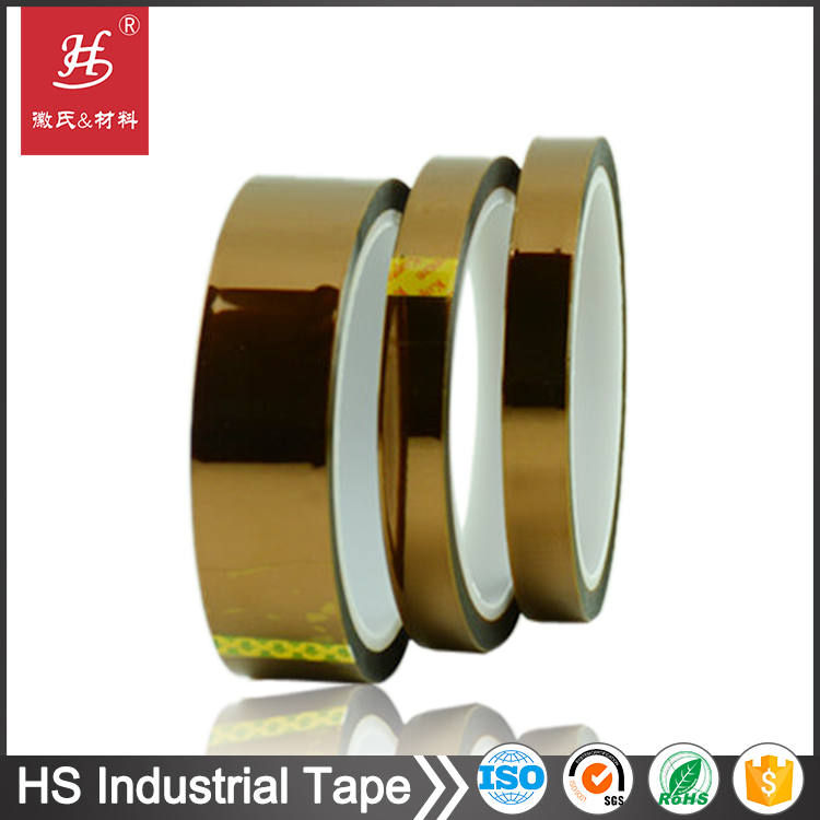 High temperature resistant no glue residue polyimide silicone <strong>roll</strong>