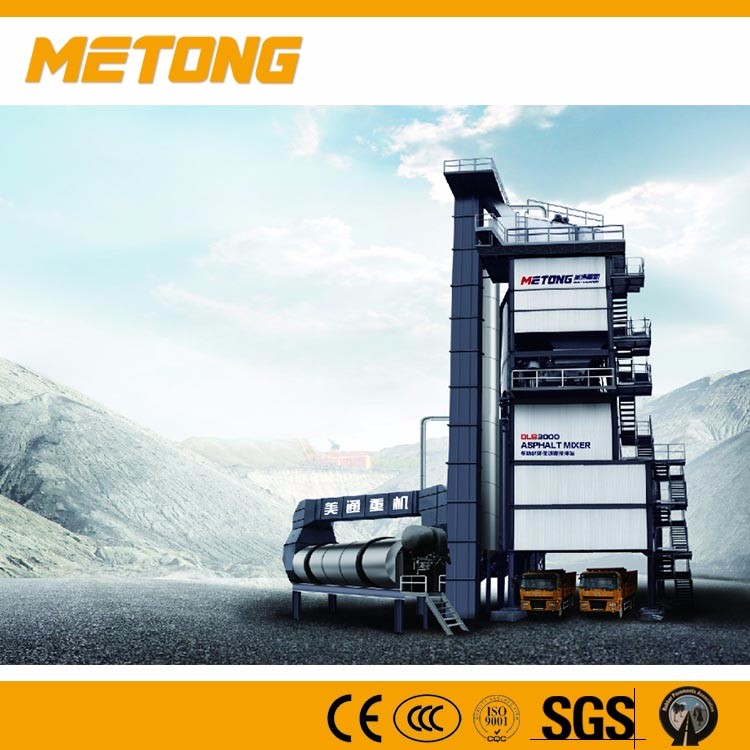 Bitumen Batching Machine Mobile Asphalt Mixing Plant Mobile Asphalt Mixing Plant