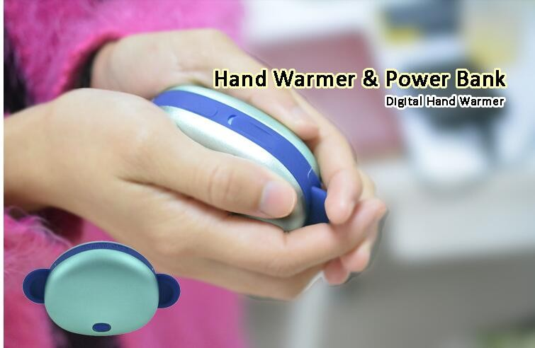 USB rechargeable hand warmer glovion cute hand warmer electric hand warmer