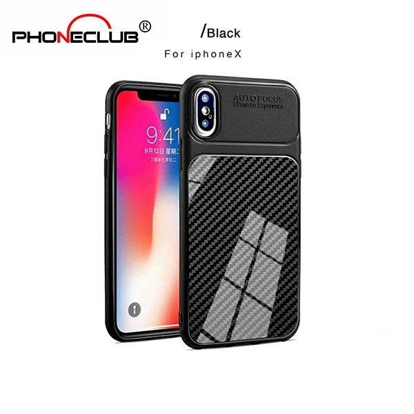 Shenzhen mobile phone accessories TPU protective cover for iphone X