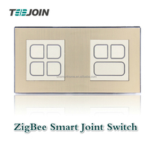 NB IOT SMART TOUCH SWITCHES, JOINT SWITCHES,ZIGBEE HOME AUTOMATION