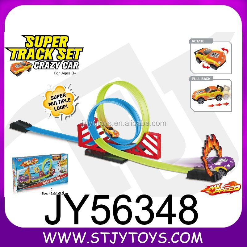 super speed kids toy car race track buy race tracktoy raceslot car track product on alibabacom