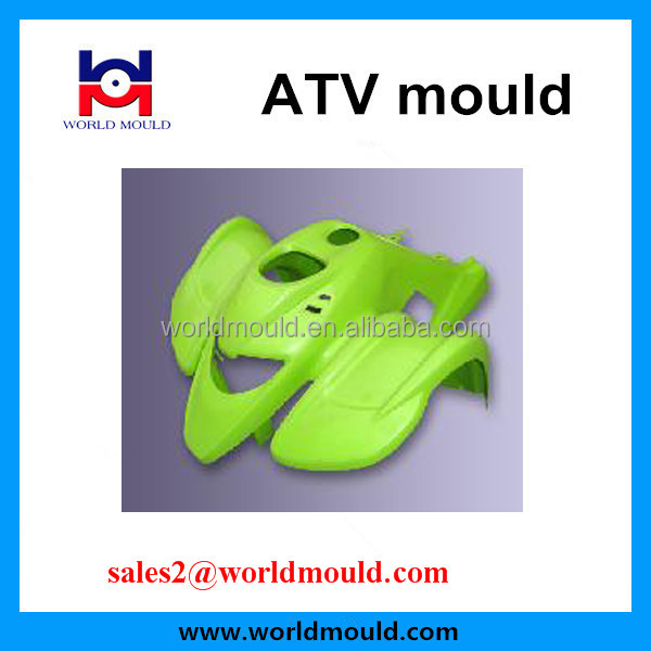 China Injection plastic ATV mould