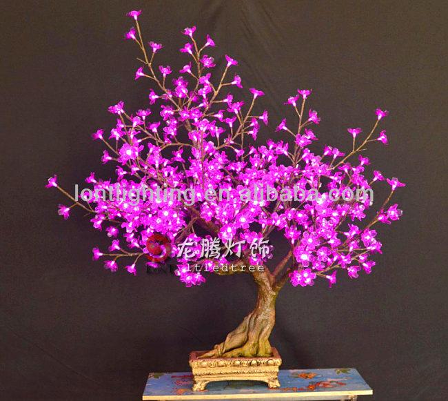 보라색 LED 벚꽃 나무 조명-휴일 조명 -상품 ID:1294549664-korean.alibaba.com