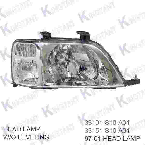 AUTO HEAD LAMP WITHOUT LEVELING FOR HONDA CRV 1997-01