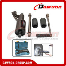 DAWSON Geared Lug Wrench for changing Truck Tire