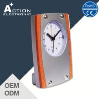 Small Order Accept Specialized Double Bell Desk Table Alarm Clock