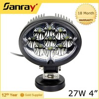 New products factory direct sale 27w LED car working light/spot light/flood light high quality IP67