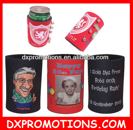 5mm neoprene beer can cooler/5mm neoprene can cooler