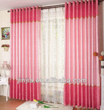 ready made curtain designer fabric sheer linen