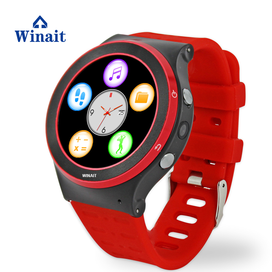 S99 Android smart watch phone WCDMA 3g GPS watch phone with heart rate