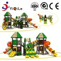 Funny school Forest Castle Scries children adventure playground equipment outdoor