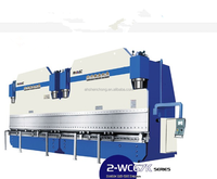 good price 2-WC67 Series Double Unit HydraulicT (CNC) Benders ,normal hydraulic press brake WITH GOOD PRICE