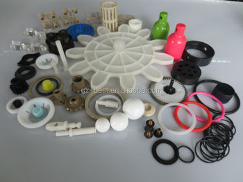 injection molding/precision machining plastic product