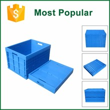 Collapsible Storage Heavy Duty Plastic Folding Crates