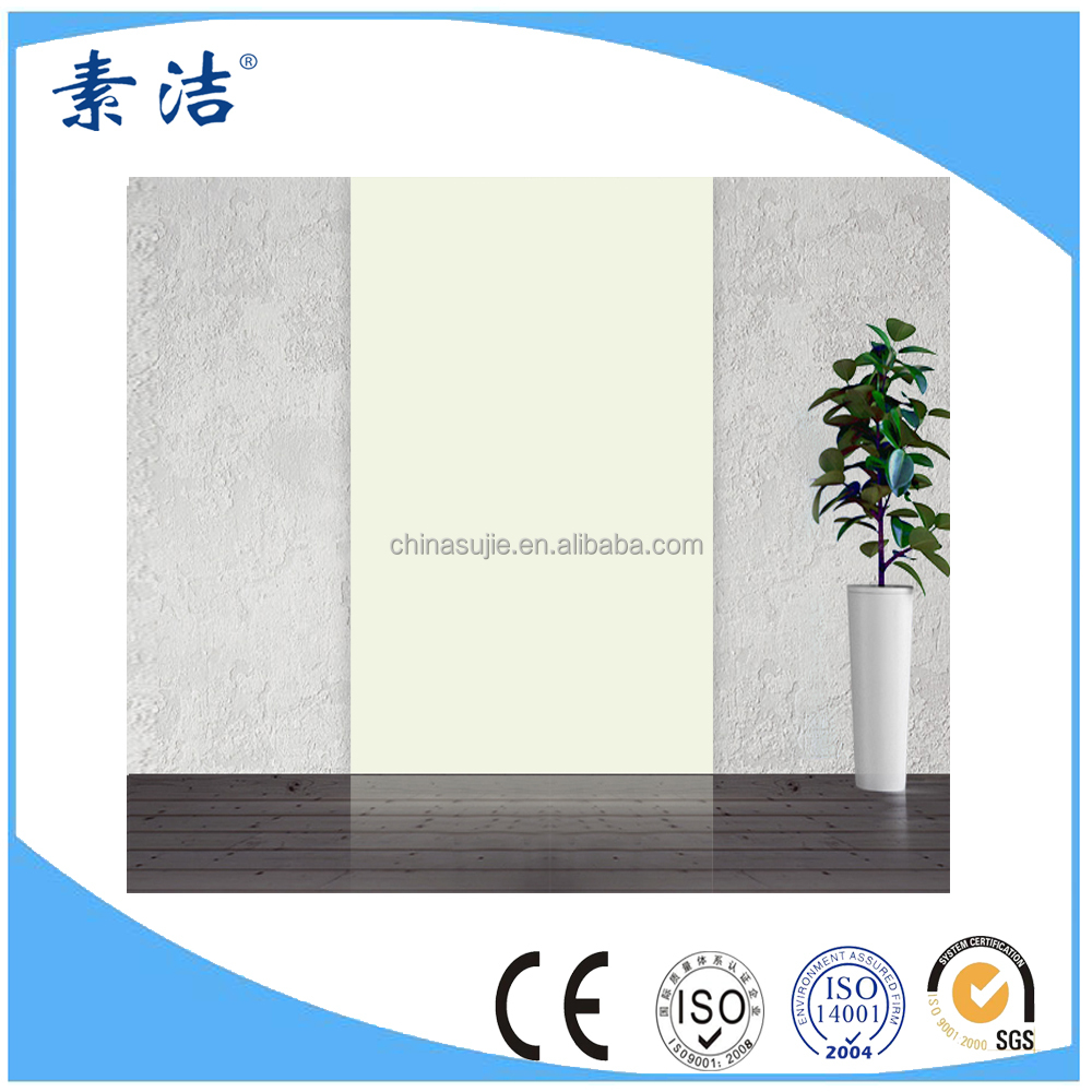 construction material for indoor and outdoor wall decoration decorative fiber cement board