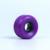 Custom Formula Soft PU Casting Conical 53mm Skateboard Wheels with Core