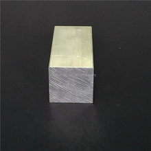 aluminum alloy extrusion bar with square section