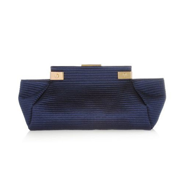 leather black emboss cluthes bab cotton canvas evening minaudiere clutch